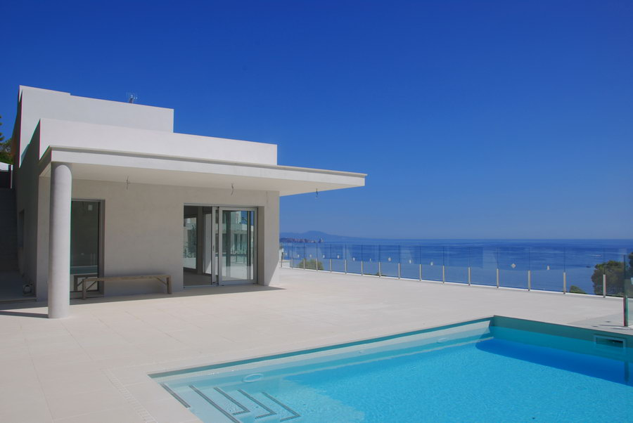 Casa de alto standing con vistas al mar en Begur