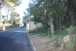 Parcela edificable en Begur