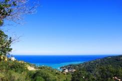 Vente – Terrain avec vue mer à Sa Riera, Begur