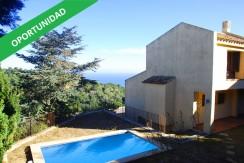 Casa en venta en el centro de Begur