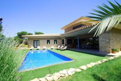 Maison moderne à vendre à Begur, Costa Brava