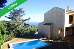 Maison à vendre au centre de Begur, Costa Brava