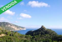 Terreno en venta en Aiguagelida, Begur