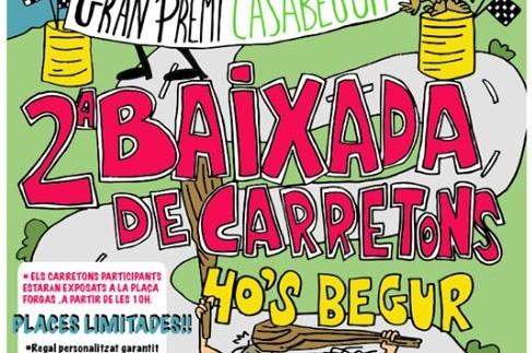 GRAN PREMIO CASABEGUR 2016 BAIXADA DE CARRETONS