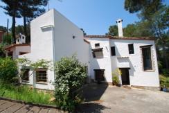 Casa situado en zona tranquila de Begur