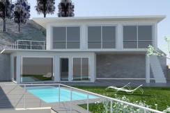 Promotion d'une villa de nouvelle construction près de la plage de Sa Riera