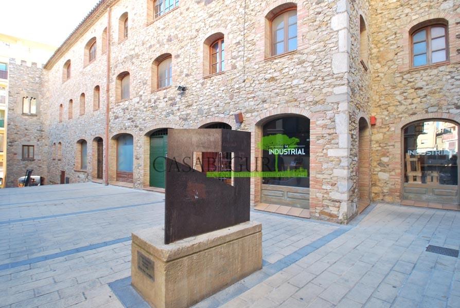 Edificio en venta en el centro de Palafrugell