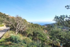Plot with sea views near Sa Riera beach, Begur