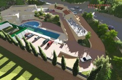 Plot exclusively for sports use near the center of Begur