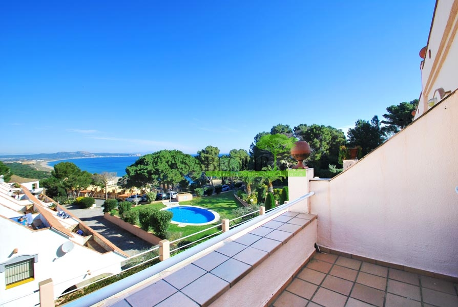 Terraced house for sale in Sa Punta, Begur