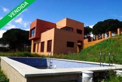 Casa moderna cerca de Sa Riera, Begur