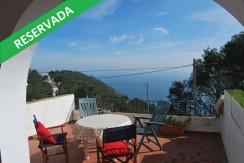 Mooie studio in la Borna met uitzicht op de zee