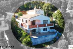 720- Grote woning met 2 appartementen in Sa Riera, Begur