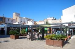 Restaurante en venta en el centro de palafrugell