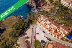1037- Magnifique duplex à vendre dans la zone de Sa Nau, Aiguafreda