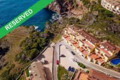 1037- Magnificient duplex for sale in the area of Sa Nau, Begur