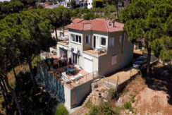 465- Maison à Es Valls avec une vue sur mer.