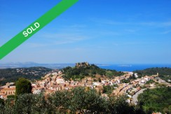 Exclusive plot for sale in Begur
