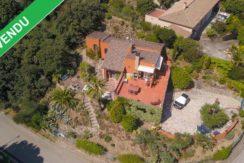 868- Maison à vendre à Begur, Costa Brava