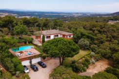 866- Exclusive villa à vendre à Begur, Costa Brava