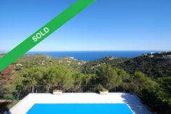 851-Property for sale near Sa Tuna, Begur
