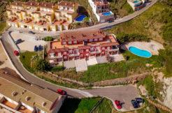 909- Duplex met spectaculair uitzicht te koop in Aiguafreda