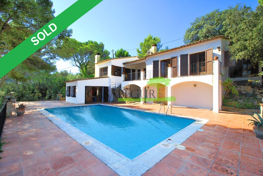 Property for sale near Sa Riera, Begur