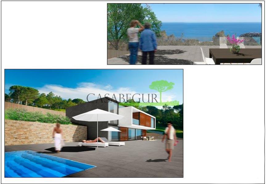 Fantastisch bouw terrein te koop in Ses Costes, Aiguablava
