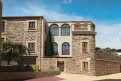 1100- Townhouse / Hotel for sale in the center of Begur