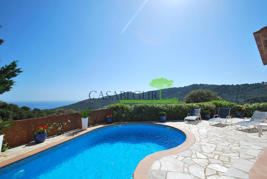 Property for sale near Sa Riera beach, Begur