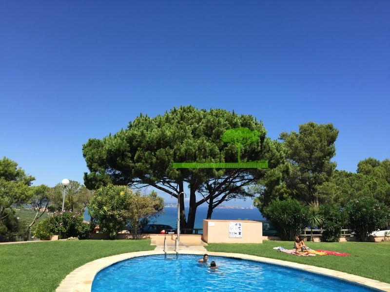 1123- Casa adosada en venta en Sa Punta, Begur