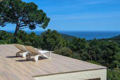 Property with sea views in Casa de Campo, Begur