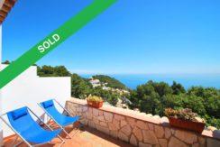 1143- Apartment for sale near Sa Tuna beach