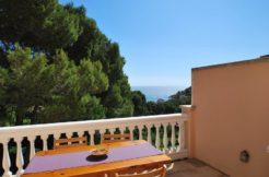 Apartment near Aiguefreda beach and Sa Tuna, sea views