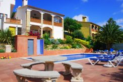 Property near Sa Riera beach