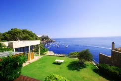 First line property in Sa Tuna, Begur