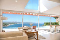 Exclusiva propiedad en construcción a pocos metros de la playa de Sa Riera, Begur