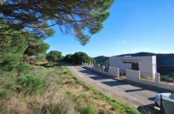Parcelas soleadas en zona tranquila de Begur, Es Valls