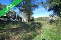 Plot for sale in Casa de Campo, Begur