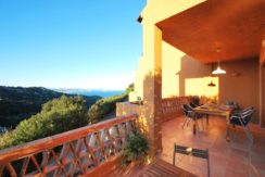 1187- Property with sea views near Sa Riera and the center of Begur