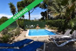 1246- Charming Villa with nice views in Es Valls.