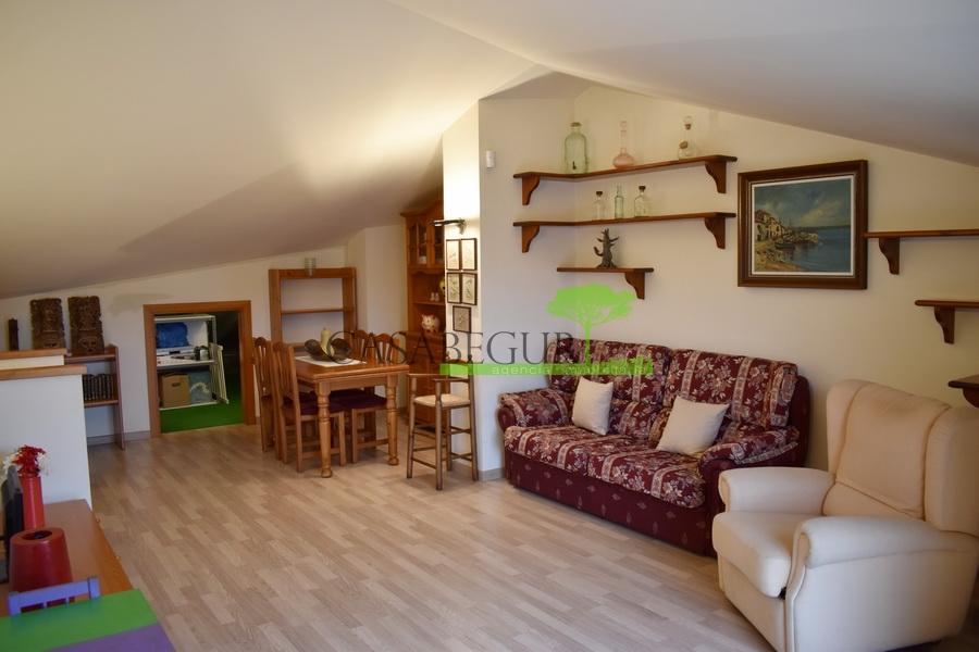 1247-  Fabuloso apartamento dúplex en el centro de Palafrugell