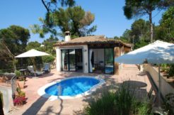 1287- Nice individual house located in the quiet area Residential Begur