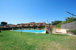 1263 Maison jumelée avec piscine commune dans Pals