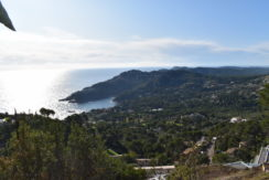 1284 Building land in Ses Costes, with fabulous sea views.