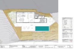 1305- Spectacular building land in Aiguablava