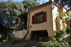 1313- Detached house walking access to the center, with garden, in Residencial Begur.