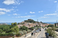 1341 Apartment in the center of Begur with sea views.