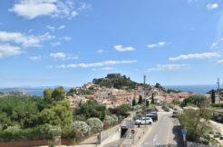 1341 Appartement in het centrum van Begur met uitzicht op zee.