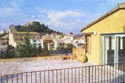Ref-1353 Casa de pueblo en venta en el centro de Begur